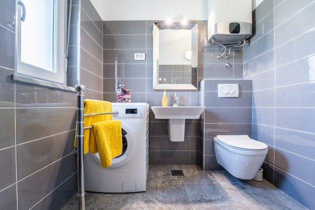 Gäste WC mit Waschmaschine - Objekt 160284-334