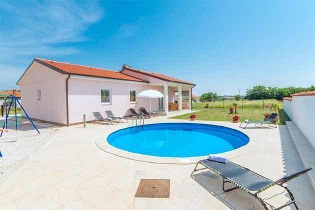 Ferienhaus und Pool - Objekt 160284-99