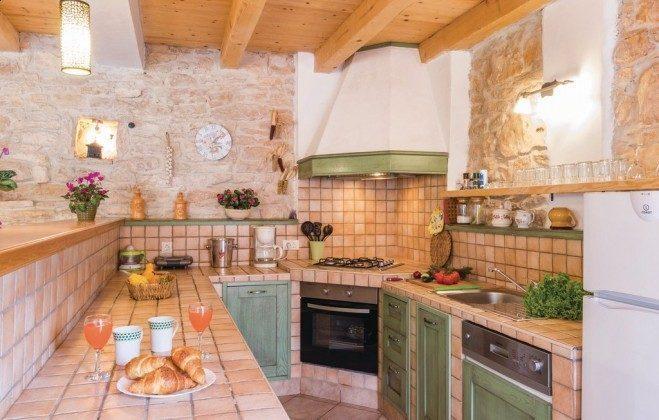 Küchenzeile - Objekt 160284-185