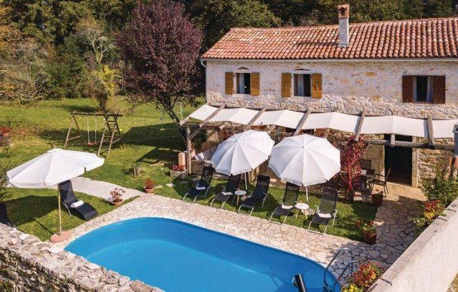 Ferienhaus und Pool - Bild 3 - Objekt 160284-185
