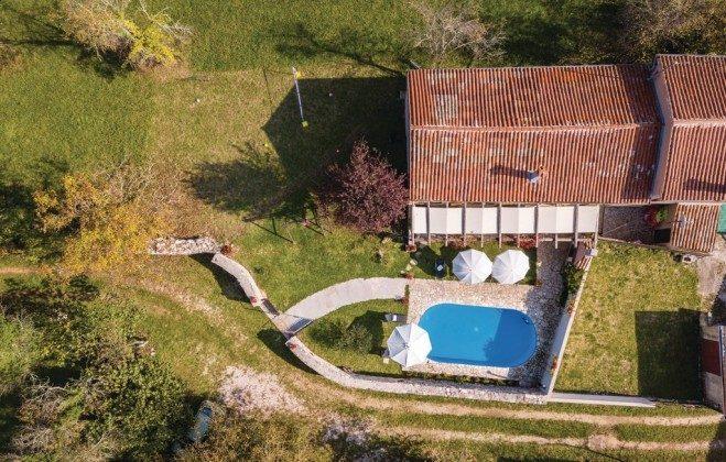 Luftaufnahmen vom Haus - Objekt 160284-185