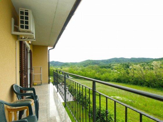 Balkon im Obergeschoss - Objekt 160284-299
