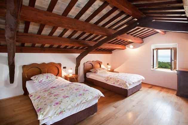 Schlafzimmer Dachgeschoss - Objekt 138493-19