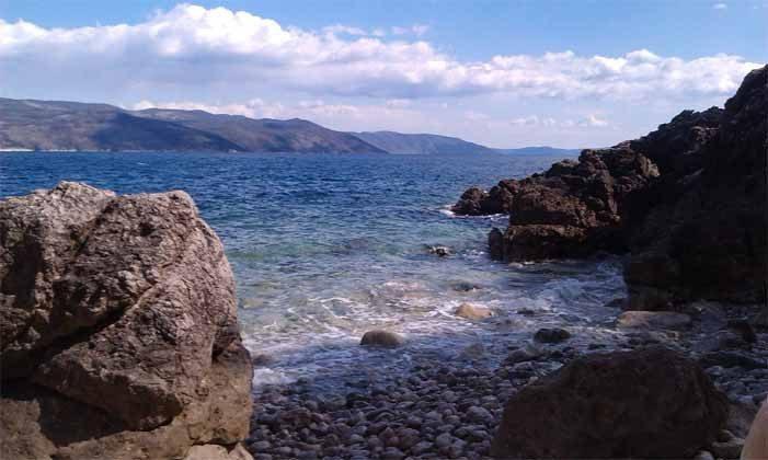 Bucht vom Plomin - Bild 1 - Objekt 160284-120