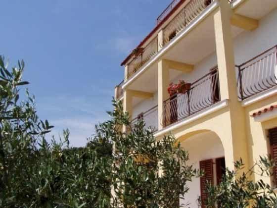 Balkon der Ferienwohnung - Objekt 160284-120