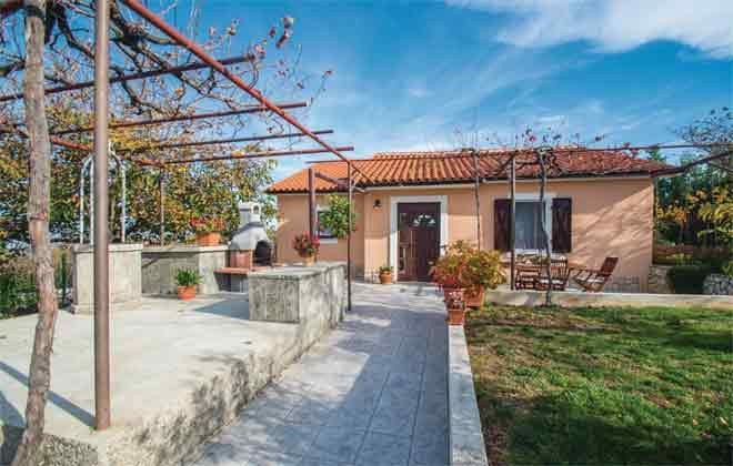 Terrasse und Haus - Objekt 160284-137