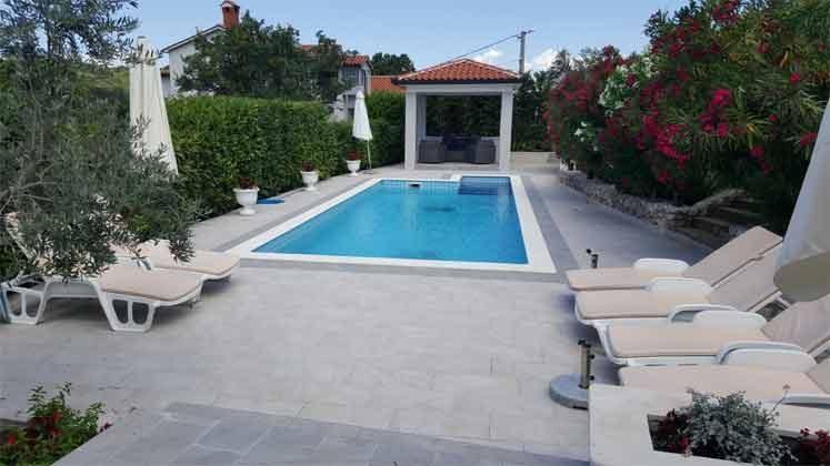 Pool und Pavillon  - Objekt 160284-144