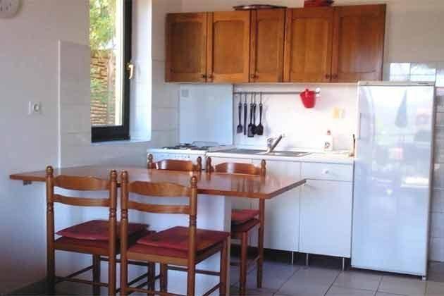 Küchenzeile im Wohnraum - Objekt 160284-41