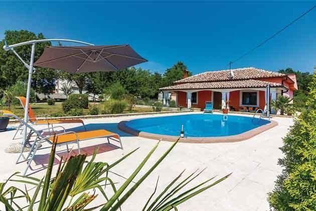 Ferienhaus und Pool -  Objekt 160284-133