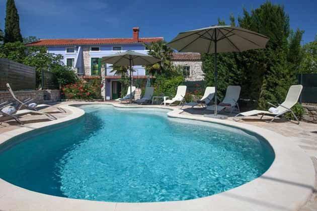 Ferienhaus und Pool - Objekt 160283-206