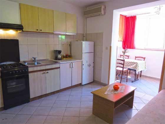 Fewo 3 Küchenzeile - Objekt 160284-116