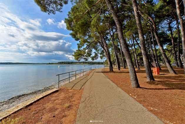 Strandpromenade zu Strand Bijeca - Objekt 160284-136