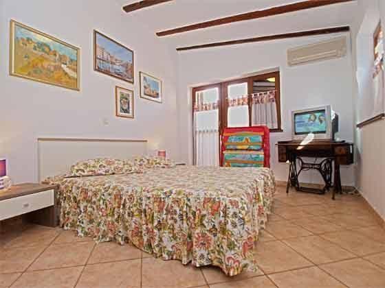 A1 Schlafzimmer 2 - Bild 1 - Objekt 160284-163