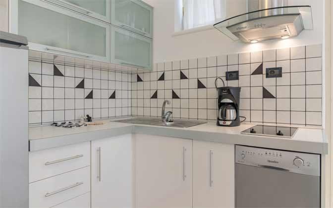A6 Küchenzeile - Objekt 160284-204