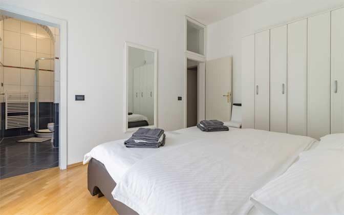 A6 Schlafzimmer 2 mit Bad en suite - Objekt 160284-204