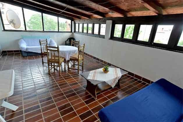 2. Stock überdachte verglaste Terrasse  - Bild 2 - Objekt 160284-213