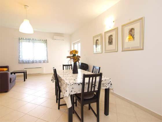 Essplatz in der Wohnküche - Objekt 160284-239