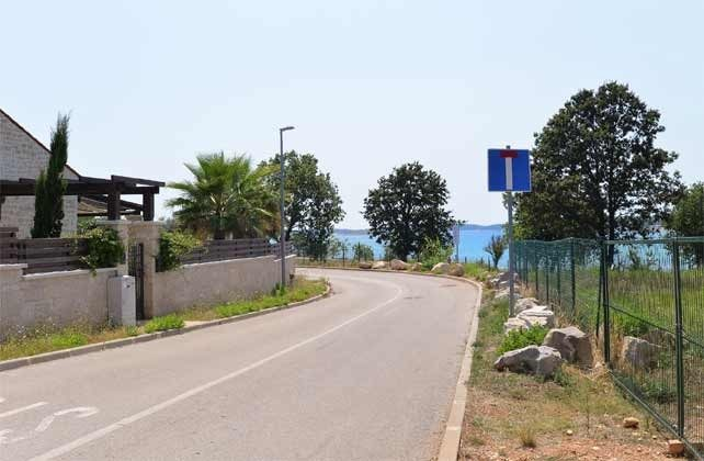 Straße zum Strand - Objekt 160284-247