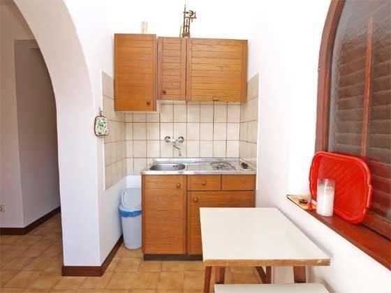A1 kleine Pantry-Küche - Objekt 160284-263