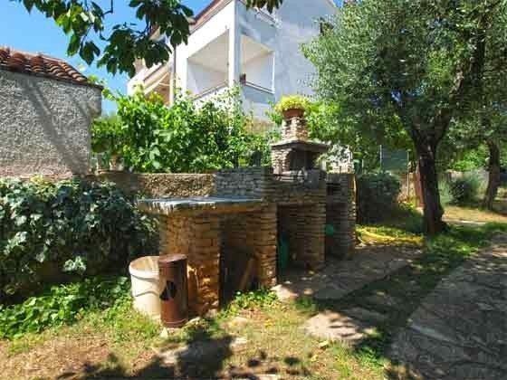 gemauerter Gartengrill - Bild 2- Objekt 160284-263