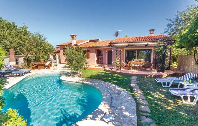Ferienhaus und Pool - Bild 2 - Objekt 160284-336
