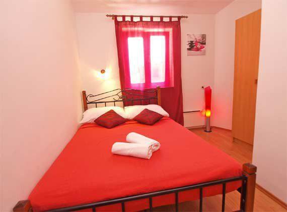 A5 Schflafzimmer 1 mit Dolppelbett - Objekt 160284-3