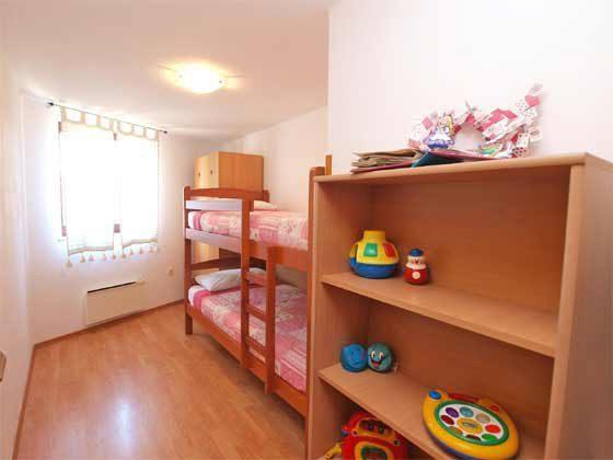 A5 Schflafzimmer 3 mit Etagenbett - Objekt 160284-3