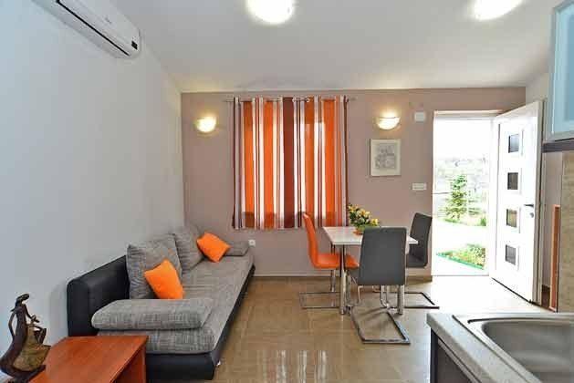 A1 Schlafcouch in der Wohnküche - Objekt 160284-3