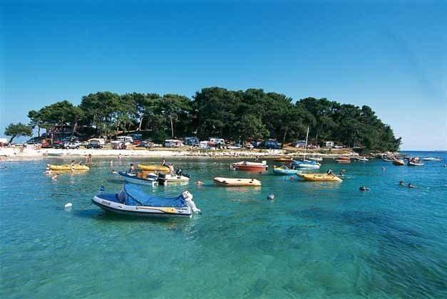 Medulin Strand beim Camping Village - Objekt 160284-56