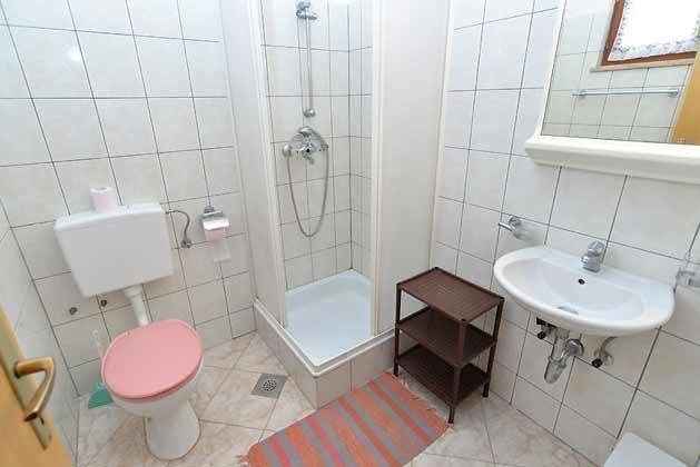 Duschbad Beispiel A1-A6