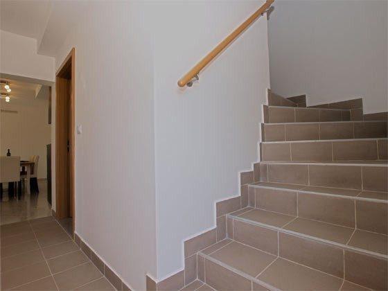 Treppe zum Obergeschoss - Objekt 160284-170