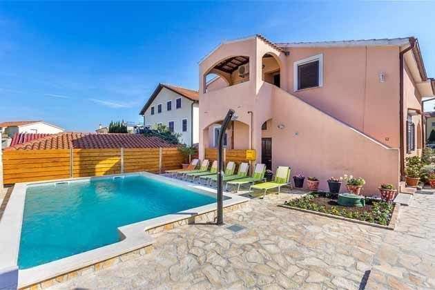 Haus und Pool - Objekt 160284-210