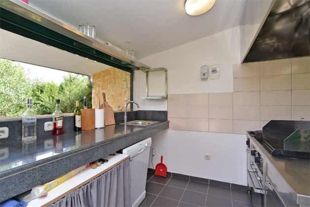 Sommerküche im Gartenhaus - Bild 1 - Objekt 160284-237
