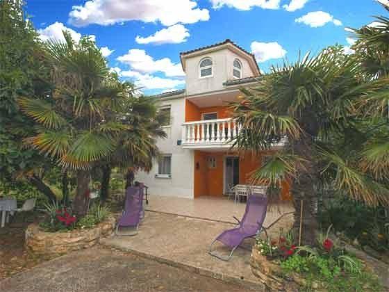 das Haus mit den beiden Ferienwohnungen - Bild 2 - Objekt 160284-290