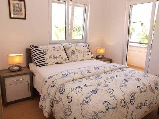 A2 Schchlafzimmer 1 mit Doppelbett - Objekt 160284-4