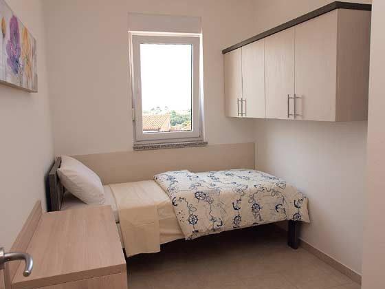 A2 Schlafzimmer 2 mit Einzelbett - Objekt 160284-4