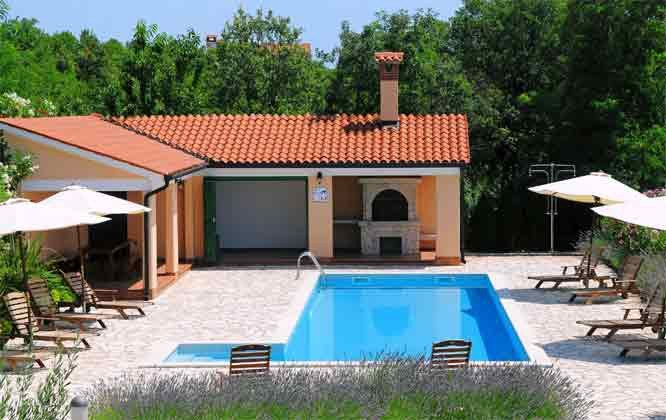 Pool 1 mit Grillterrasse  - Bild 2 - Objekt 160284-138