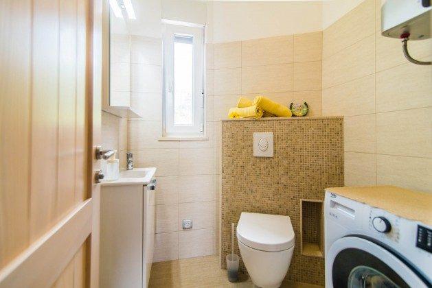 Gäste-WC mit Waschmaschine - Objekt 138493-23