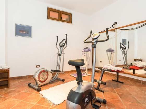 Fitnessraum im Kellergeschoss- Objekt 160284-229