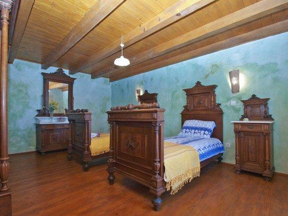 Schlafzimmer 1 im Haupthaus - Bild 1- Objekt 160284-39