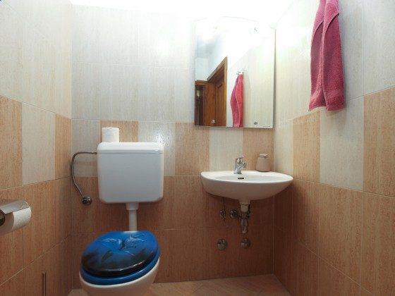 Gäste-WC im Haupthaus - Objekt 160284-39