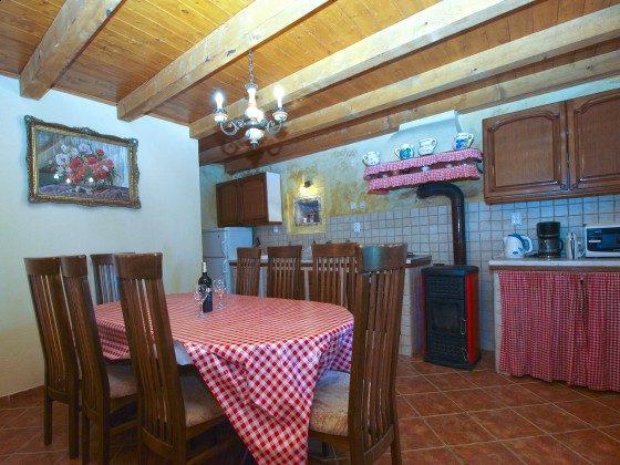 Küche im Haupthaus - Bild 1 - Objekt 160284-39