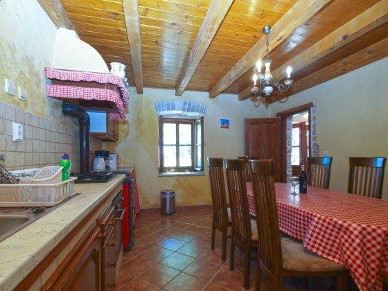Küche im Haupthaus - Bild 2 - Objekt 160284-39