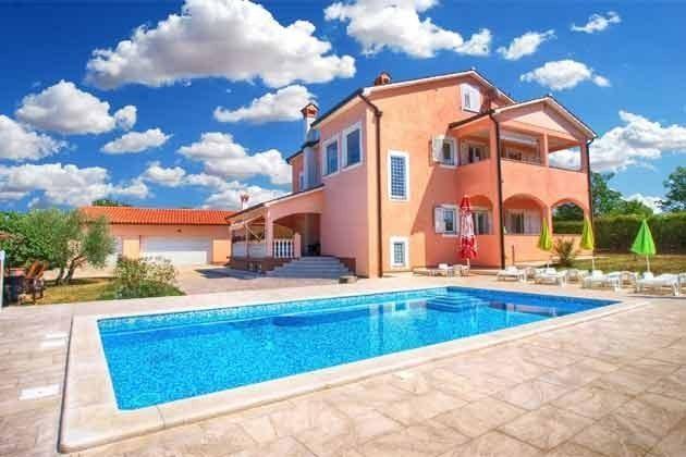 Haus und Pool - Objekt 160284-46