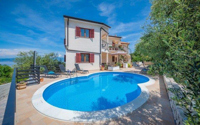 Apartmenthaus und Pool - Objekt 160284-52