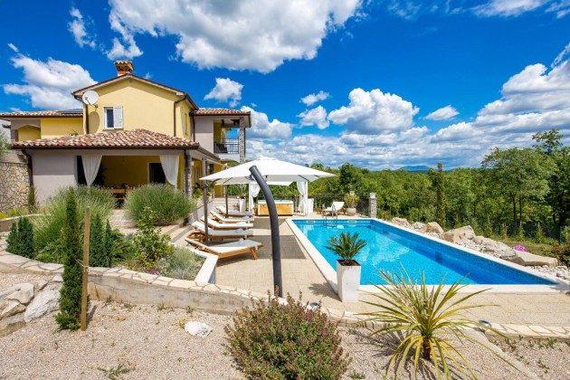 Villa und Pool - Bild 3 -  Objekt 215611-1