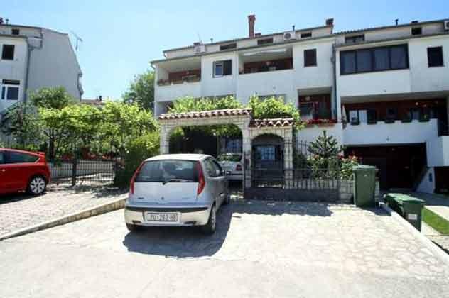 Parkplatz vor dem Haus - Objekt 139384-1