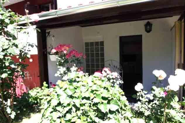 Terrasse zum Garten - Objekt 139384-1
