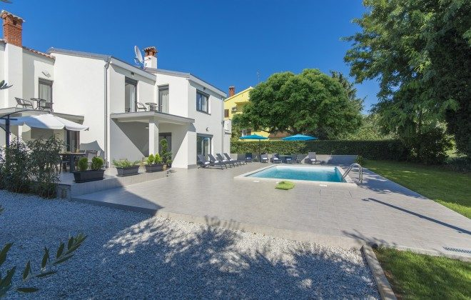 Ferienvilla und Pool - Bild 4 - Objekt 160284-368