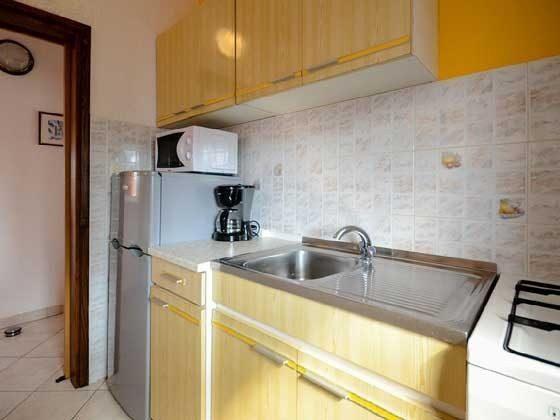 A1 kleine Küche